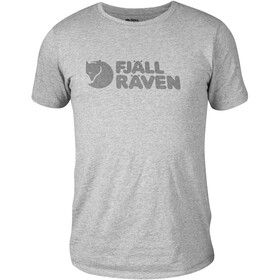 Fjällräven Logo T-Shirt Men grey